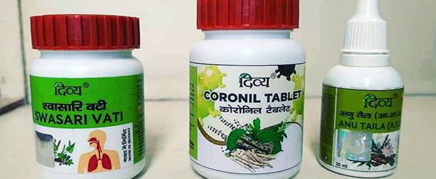 Coronil Kit