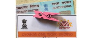 Aadhar-Pan-card
