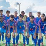 রোমানিয়াকে ফুটবলে হারাল ভারতীয় মেয়েরা