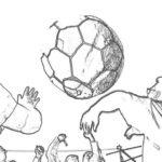 কলকাতার মাতৃভাষা যেন ফুটবল