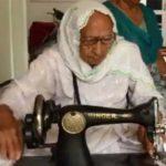 #VIRAL: দরিদ্র মানুষের জন্য মাস্ক বানিয়ে দিচ্ছেন ৯৮ বছরের বৃদ্ধা (ভিডিও)