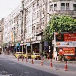 পার্ক স্ট্রিটকে 'বাফার জোন' ঘোষণা কলকাতা পুলিশের