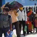 পরিযায়ী শ্রমিকদের রাজ্যে ফেরাতে একাধিক ট্রেনের ব্যবস্থা নবান্নের