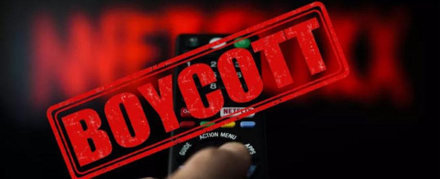 Boycott netflix