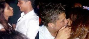 Bipasa and Ronaldo