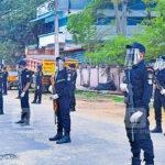 স্বাস্থ্যবিধি জারি রাখতে মোতায়েন কমান্ডো বাহিনী, বিনা প্রয়োজনে ঘর থেকে বেরলেই তুলে নিয়ে যাবে