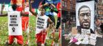 ফাইনালে উঠে এলেন জর্জ ফ্লয়েড, দেখা গেল বর্ণবাদের বিরুদ্ধে প্রতিবাদ