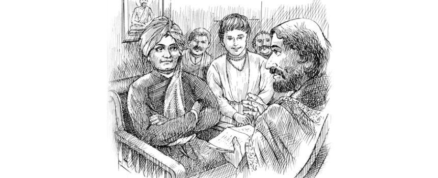 Rabindranath Vivekananda