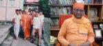 শ্রীরামকৃষ্ণলোকে যাত্রা করলেন সুরেন মহারাজ