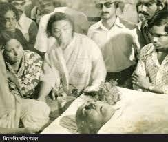 Feroza Begum next to Kazi Nazrul Islam... - Kazi Nazrul Islam কাজী নজরুল  ইসলাম | Facebook