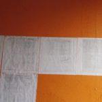 পুরনো ভোটার লিষ্ট প্রকাশ্যে এনে সচেতনতা নানুরের গ্রামে