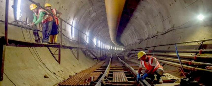 Metro Rail in Kolkata