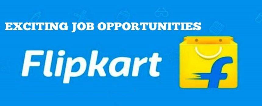 flipkart job