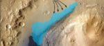 তিনটি বড় বড় হ্রদের সন্ধান মঙ্গলে, জোরালো হচ্ছে জল থাকার সম্ভাবনা!