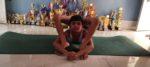 অনলাইন যোগা কম্পিটিশনে নদীয়ার শান্তিপুরের স্বপ্নজিৎ-এর স্বপ্ন পূরণ