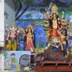৯৭ বছরে ঝাড়খণ্ডের 'বাবুপাড়া' রেল কলোনি ভোজুডির দুর্গাপুজো
