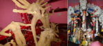 ঝাড়খণ্ডের চন্দনকেয়ারির কুরমিটোলার দুর্গাপুজো