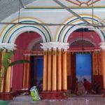 মন্দির বানিয়ে দিয়েছিল ভারতীয় রেল, দেড়শতাধিক বছর ধরে সেখানেই আরাধ্য দুর্গাপুরের মুখোপাধ্যায় পরিবারের দুর্গা