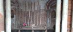 আশি বছর বন্ধ দুর্গাপুজো, তবে সুত্রাগড়ের ইন্দ্রবাড়িতে এখনও অক্ষত দুর্গা প্রতিমার পাটা