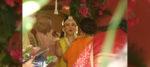 গায়ে হলুদ অনুষ্ঠানে জমিয়ে নাচলেন অভিনেত্রী কাজল আগরওয়াল