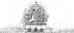 শান্তিপুরের বড় অদ্বৈত অঙ্গনে শারদীয়ায় পূজিতা হন দেবী কাত্যায়নী