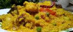 পুজোর ভোগ স্পেশাল রেসিপি নিরামিষ খিচুড়ি