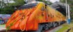 'পুশ-পুল' প্রযুক্তিতে তৈরি চিত্তরঞ্জনের রেলের ইঞ্জিন 'তেজস' চলবে দুরন্ত গতিতে