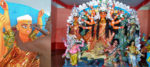 বৈষ্ণব এবং শাক্ত মতের সমষ্টি বাগনান কল্যাণপুরের রায়বাড়ির পুজো