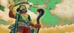 দুর্গোৎসবে সাঁওতালরা পুজো করেন মহিষাসুরকে