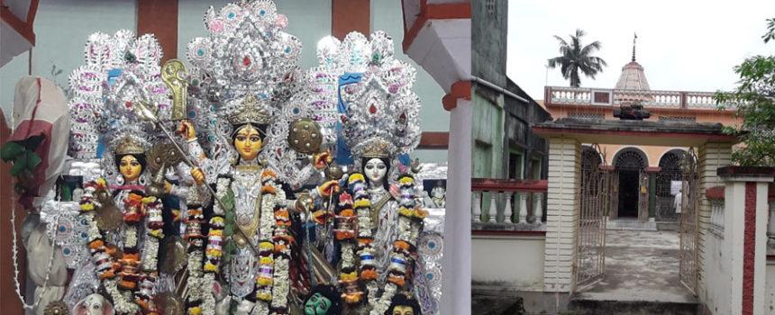 Shaborno Ray Durga Puja