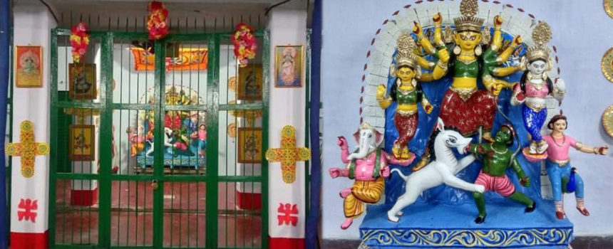 Shantipur Durga Puja