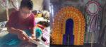 পুজোর মুখে কেমন আছেন শান্তিপুর, কৃষ্ণনগরের শোলাশিল্পীরা?