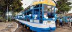 এসি ট্রামে চেপে দেখুন শহরের দুর্গাপুজো, উদ্যোগ রাজ্য পরিবহণ নিগমের