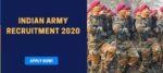 শতাধিক অফিসার পদে নিয়োগ করতে চলেছে ভারতীয় সেনা, আবেদন করুন ১২ নভেম্বরের মধ্যে