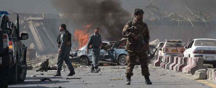 kabul bomb blast