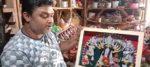 কৃষ্ণনগরের মৃৎশিল্পীর তৈরি দুর্গা প্রতিমা পাড়ি দিল সুদূর কানাডায়