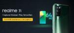 ভারতে লঞ্চ হল Realme 7i, রয়েছে ৫,০০০ এমএএইচ-এর পাওয়ারফুল ব্যাটারি