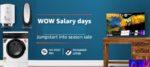 একেবারে অর্ধেক দামে পেয়ে যাবেন এসি-ফ্রিজ-টিভি, চলে আসুন অ্যামাজনের WoW Salary Days! -এ
