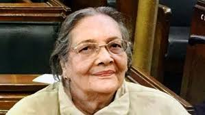Chitra Ghosh, niece of Subhas Chandra Bose passed away - Anandabazar
