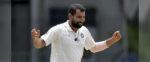 সুসংবাদ, তৃতীয় টেস্টে দলে থাকতে পারেন মহম্মদ শামি