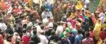 নদিয়ার চাপড়ায় দু'বছরের শিশু কন্যার মৃতদেহ উদ্ধারকে ঘিরে রণক্ষেত্র