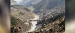 Uttarakhand Avalanche, শুরু বিমানবাহিনীর এরিয়াল রেসকিউ এবং ত্রাণ মিশন
