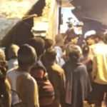 ট্যাংরার রেশন দোকানে ভয়াবহ অগ্নিকাণ্ড