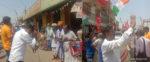 রাজনগরে কংগ্রেস প্রার্থীর সমর্থনে সংযুক্ত মোর্চার প্রচার