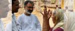 প্রান্তিক মানুষের দরজায় দরজায় ভোট ভিক্ষা সিপিআইএম প্রার্থী সঞ্জীব বর্মনের
