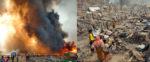 বাংলাদেশে বিশ্বের বৃহত্তম রোহিঙ্গা কলোনিতে ভয়ানক অগ্নিকাণ্ডে ১৫ জন নিহত, ৪০০ জনেরও বেশি নিখোঁজ