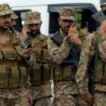 পাকিস্তানে সেনা মোতায়েন, মানা হয়েছে স্বাস্থ্যবিধিও