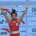 বিশ্বরেকর্ড গড়ে অলিম্পিক নিশ্চিত করলেন মীরাবাই চানু