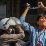 উত্তপ্ত মায়ানমার: নিরাপত্তা বাহিনীর রাতভর অভিযানে গুলিবিদ্ধ হয়ে মৃত্যু ৬০ বিক্ষোভকারীর