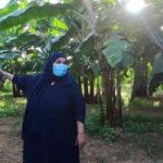 সৌদি নারীর উদ্যোগে সফল মরুভূমিতে কলা চাষ